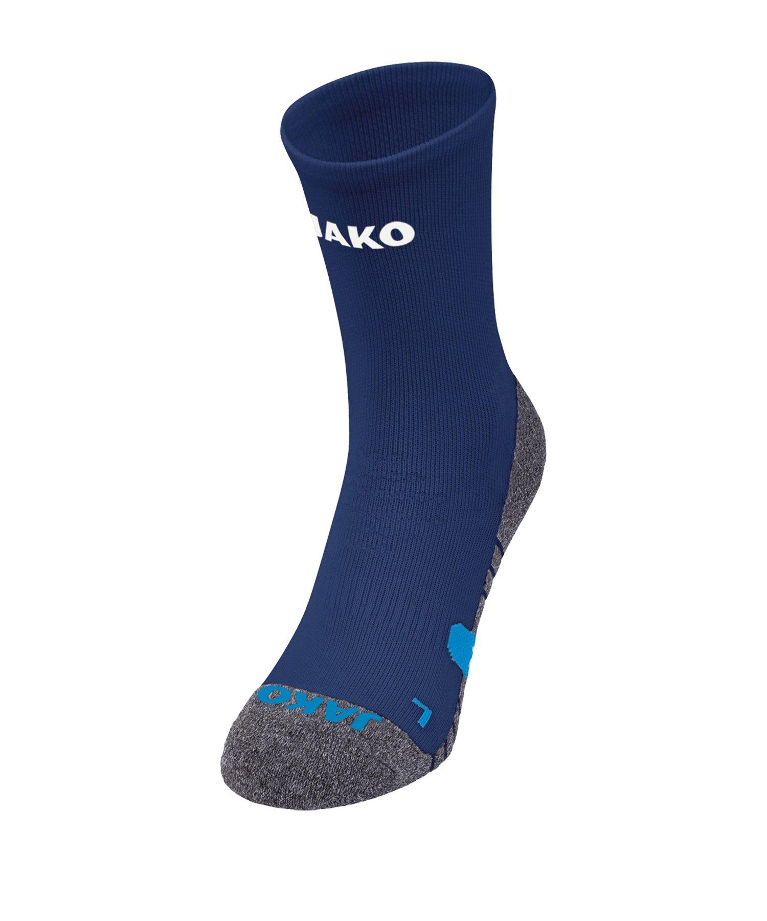 JAKO Trainingssocken Blau F09 - blau