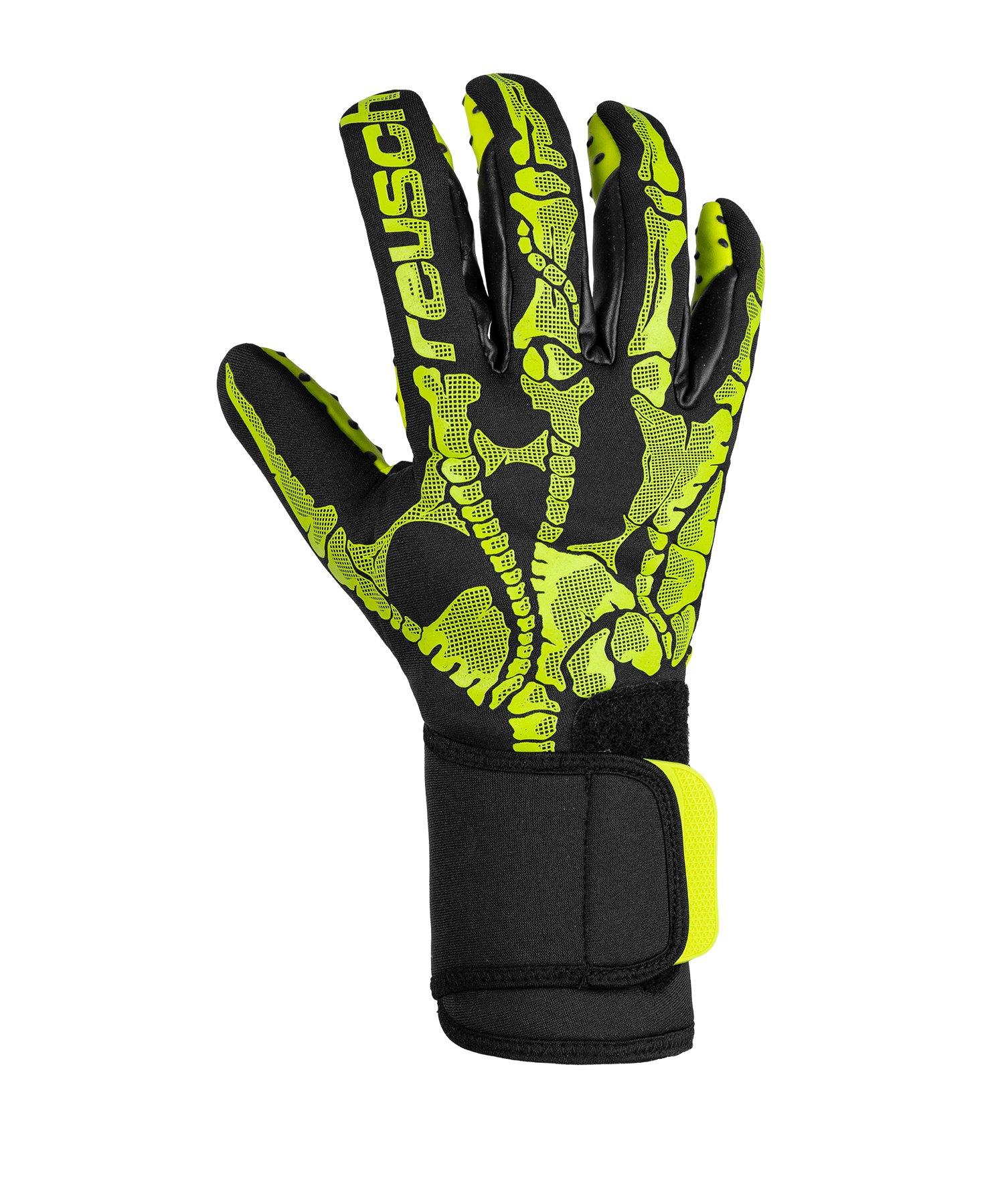Reusch Pure Contact X-RAY G3 TW-Handschuh F7040 - schwarz