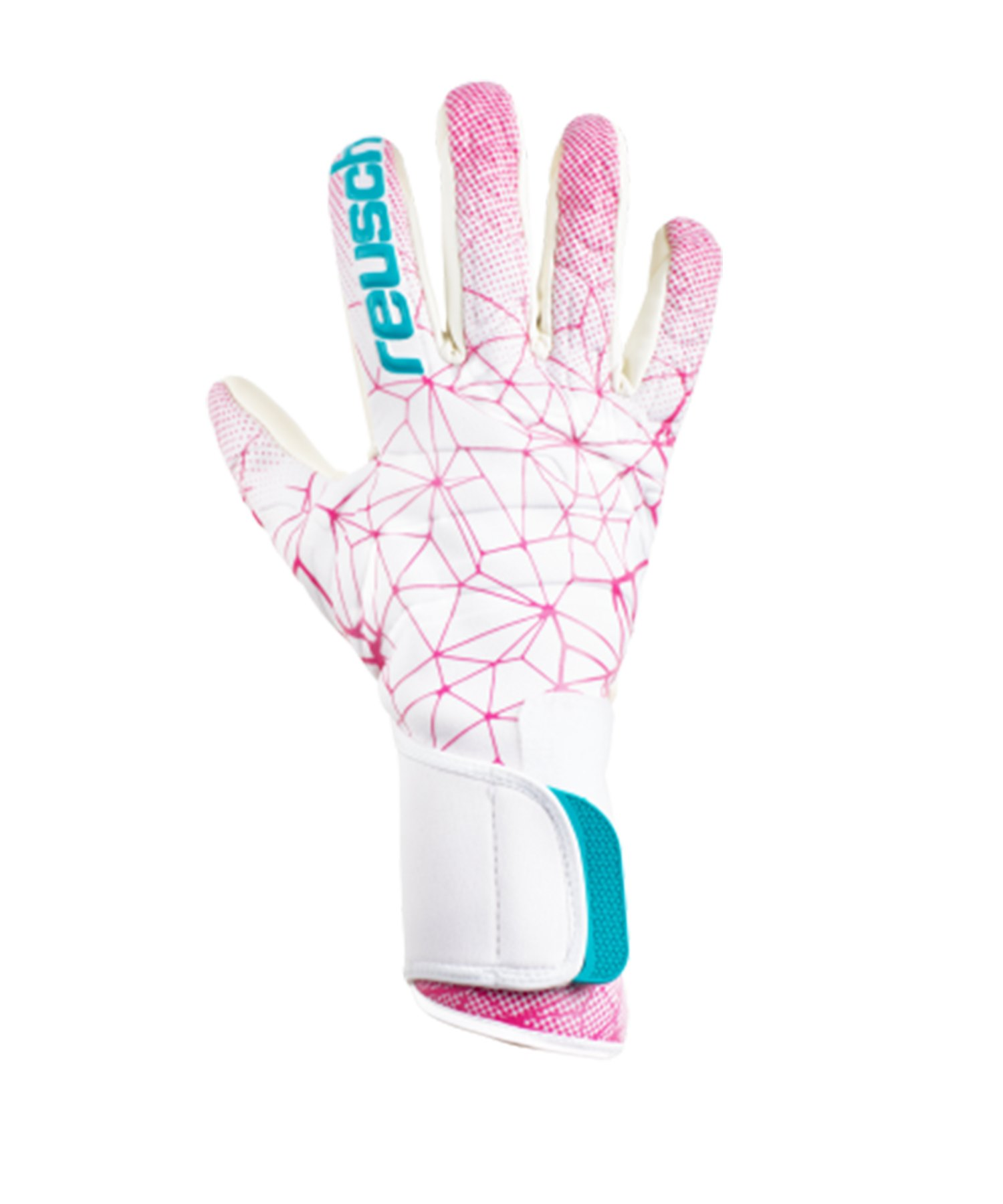 Reusch Pure Contact II G3 Womens World Cup WWC Torwarthandschuh Damen F1019 - weiss