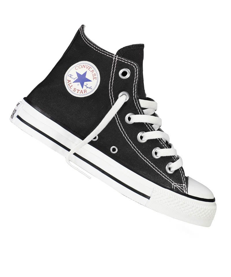 Converse Chuck Taylor AS Sneaker Kids Schwarz - schwarz