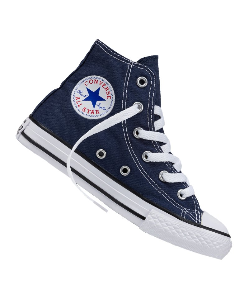 Converse Chuck Taylor AS High Sneaker Kids Blau - blau