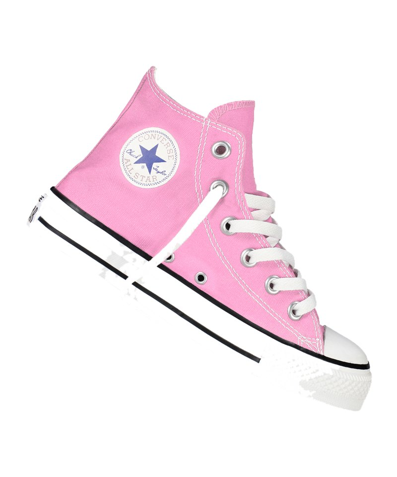 Converse Chuck Taylor AS High Sneaker Kids F650 - pink
