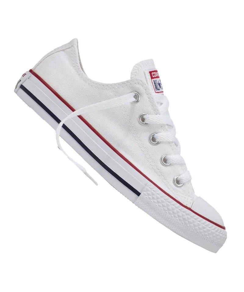 Converse Chuck Taylor AS Season Sneaker Kids Weiss - weiss