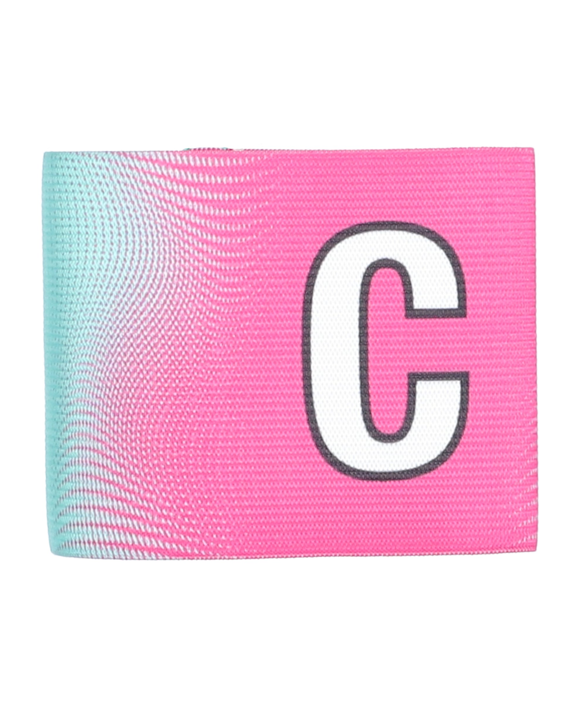 Derbystar Kapitänsbinde Blau F482 - pink