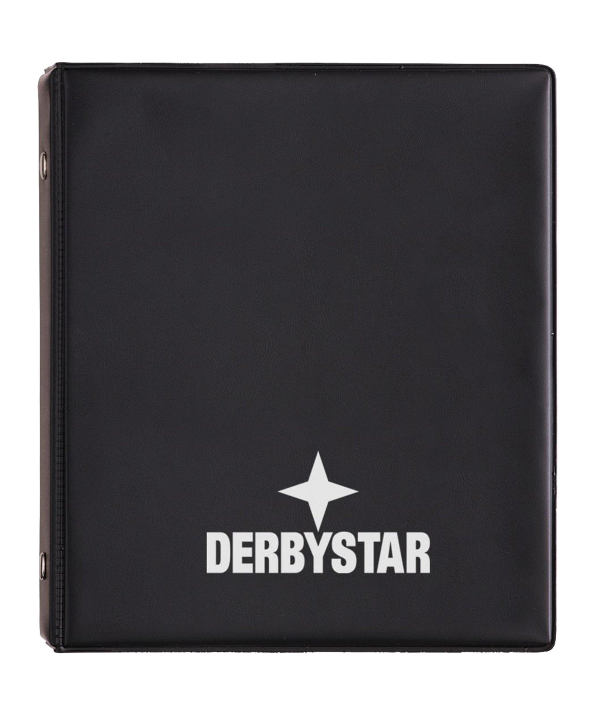 Derbystar Spielermappe Schwarz - schwarz