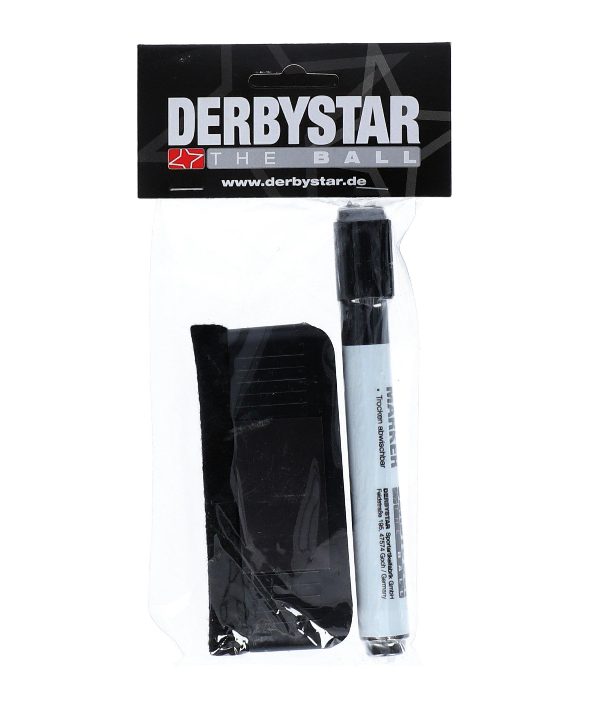 Derbystar Zubehörset Spielplanfolie Weiss F670 - weiss