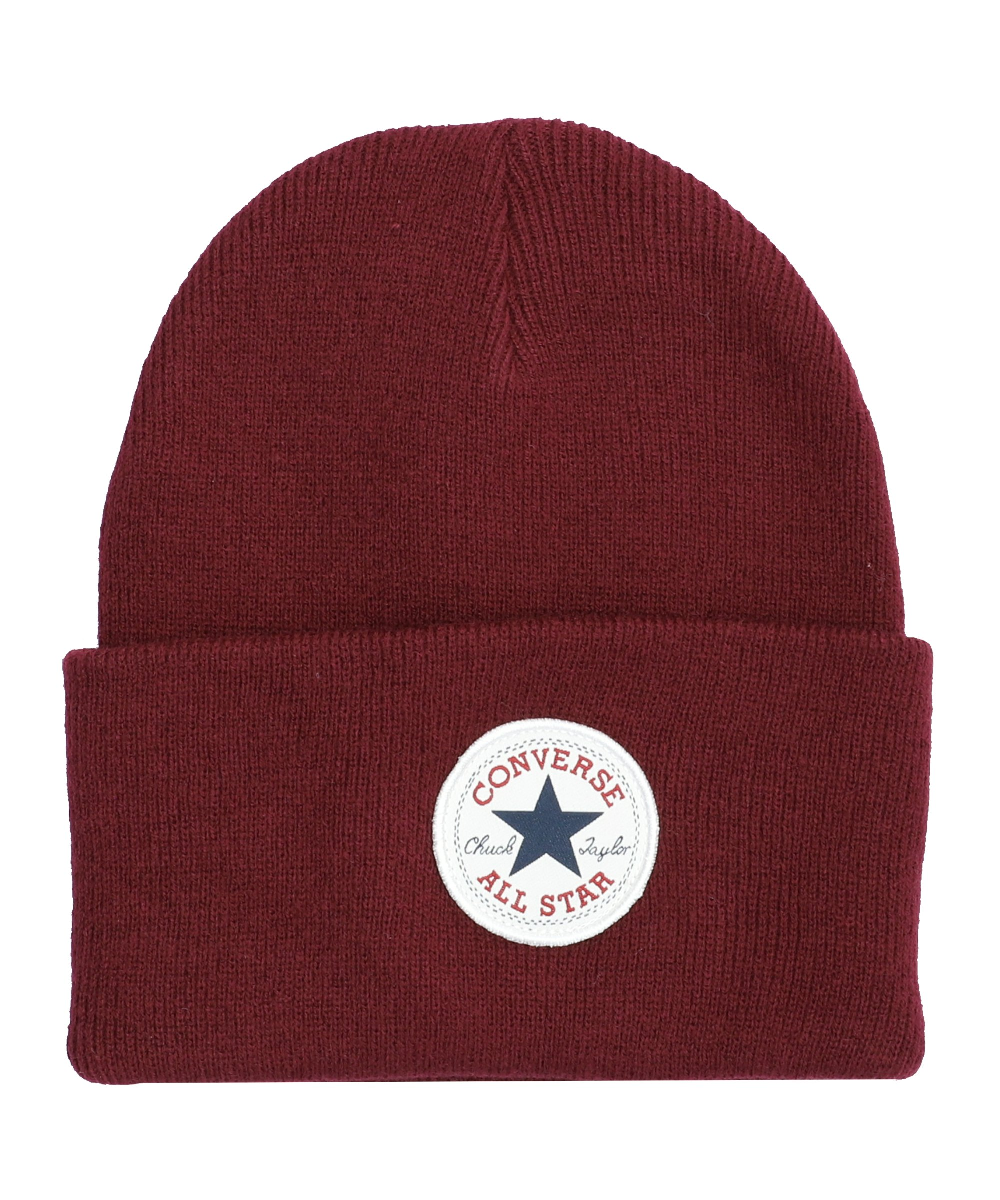 Converse Tall Chuck Patch Beanie Rot F613 - rot