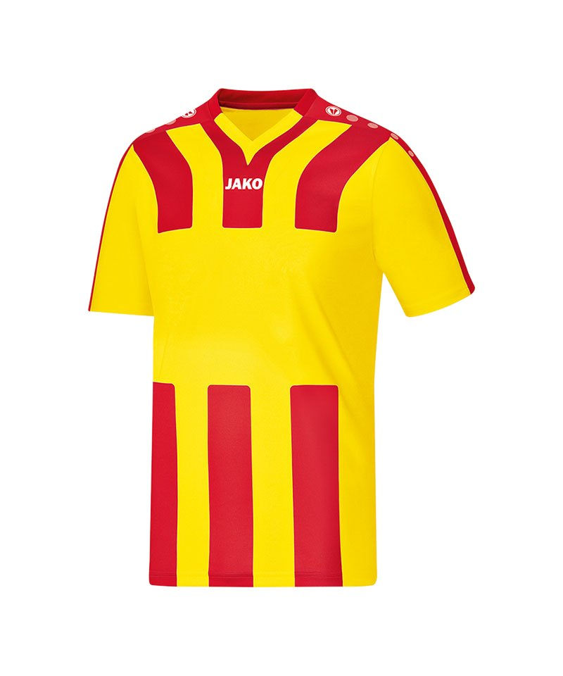 Jako Trikot kurzarm Santos Gelb Rot F17 - gelb