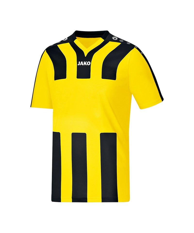 Jako Trikot kurzarm Santos Kinder Gelb Schwarz F03 - gelb
