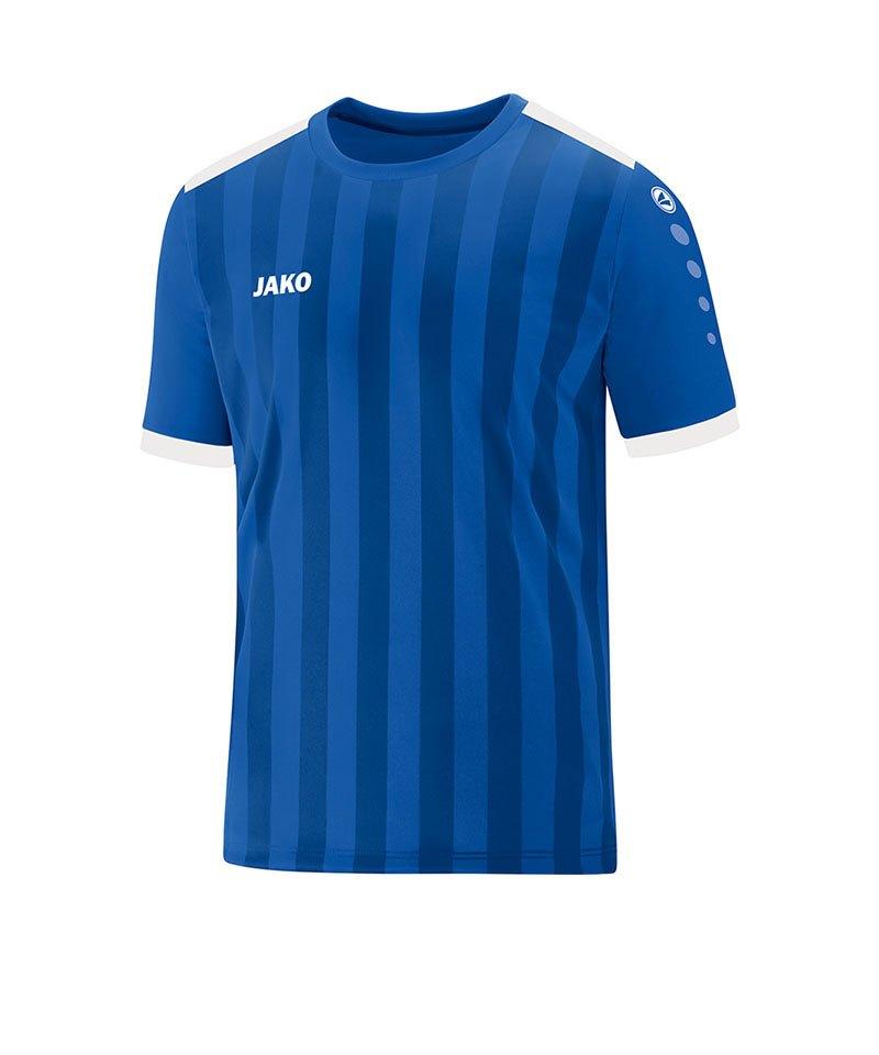 Jako Porto 2.0 Trikot kurzarm Kids Blau Weiss F04 - blau