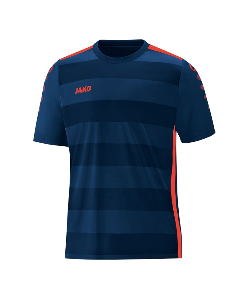 Jako Celtic 2.0 Trikot kurzarm Blau Orange F09 - blau