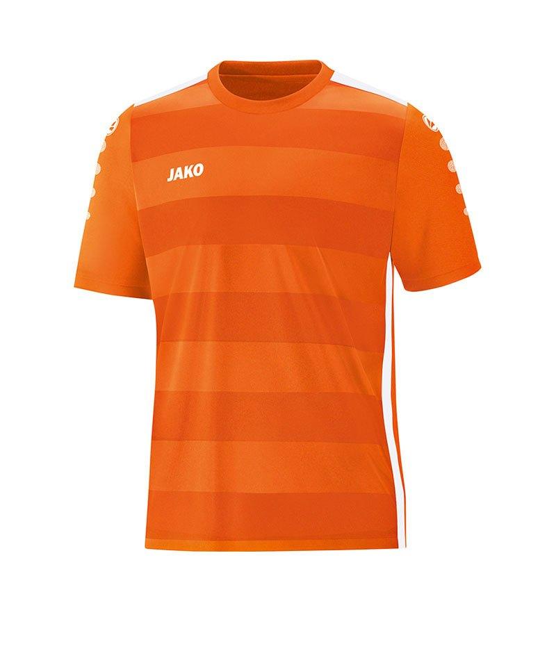 Jako Celtic 2.0 Trikot kurzarm Orange Weiss F19 - orange