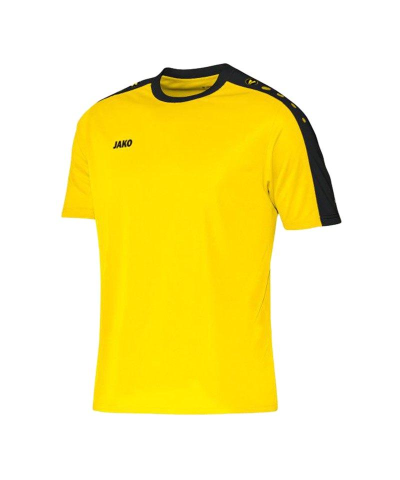 Jako Kurzarm Trikot Striker Kinder F03 Gelb - gelb