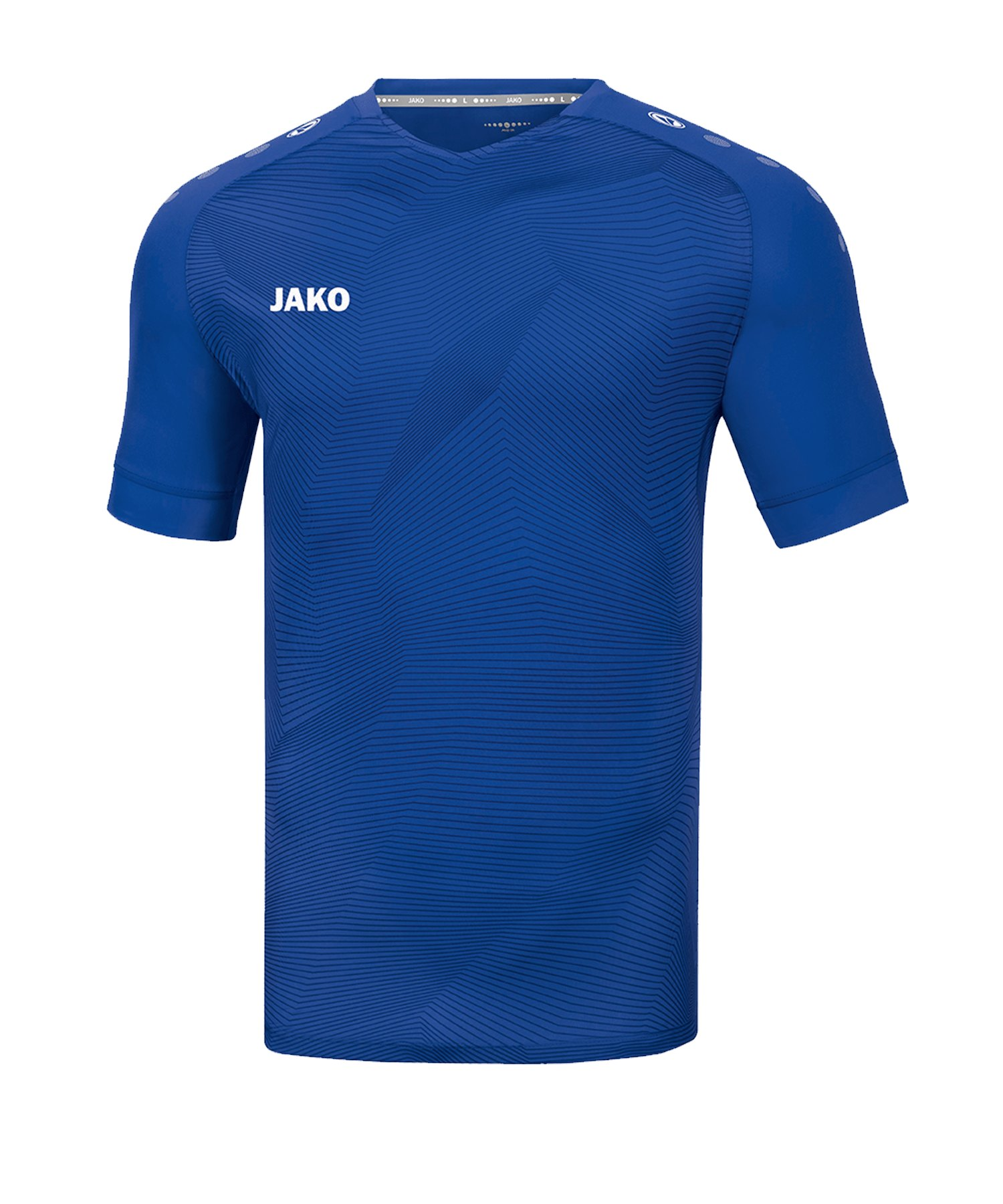 JAKO Premium Trikot kurzarm Blau F04 - blau