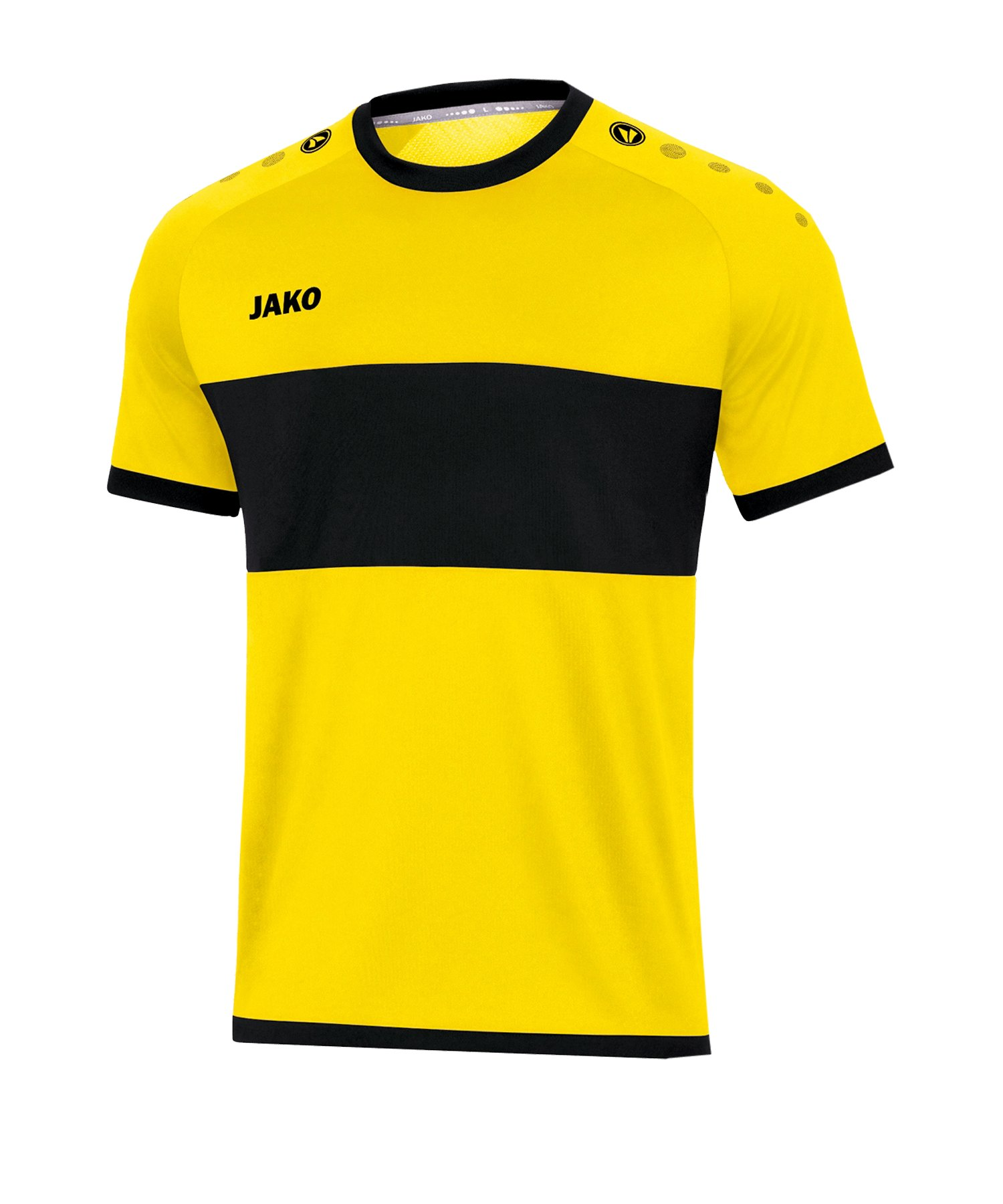 JAKO Boca Trikot kurzarm Gelb F03 - gelb