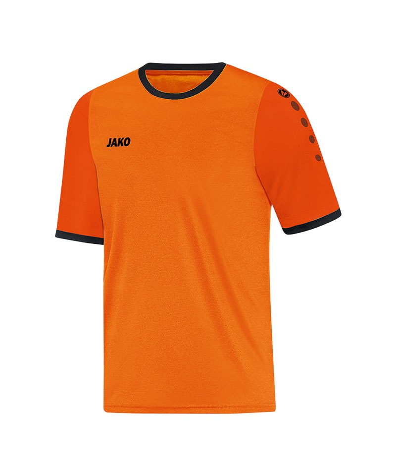 Jako Trikot Leeds kurzarm Kinder Orange F19 - orange
