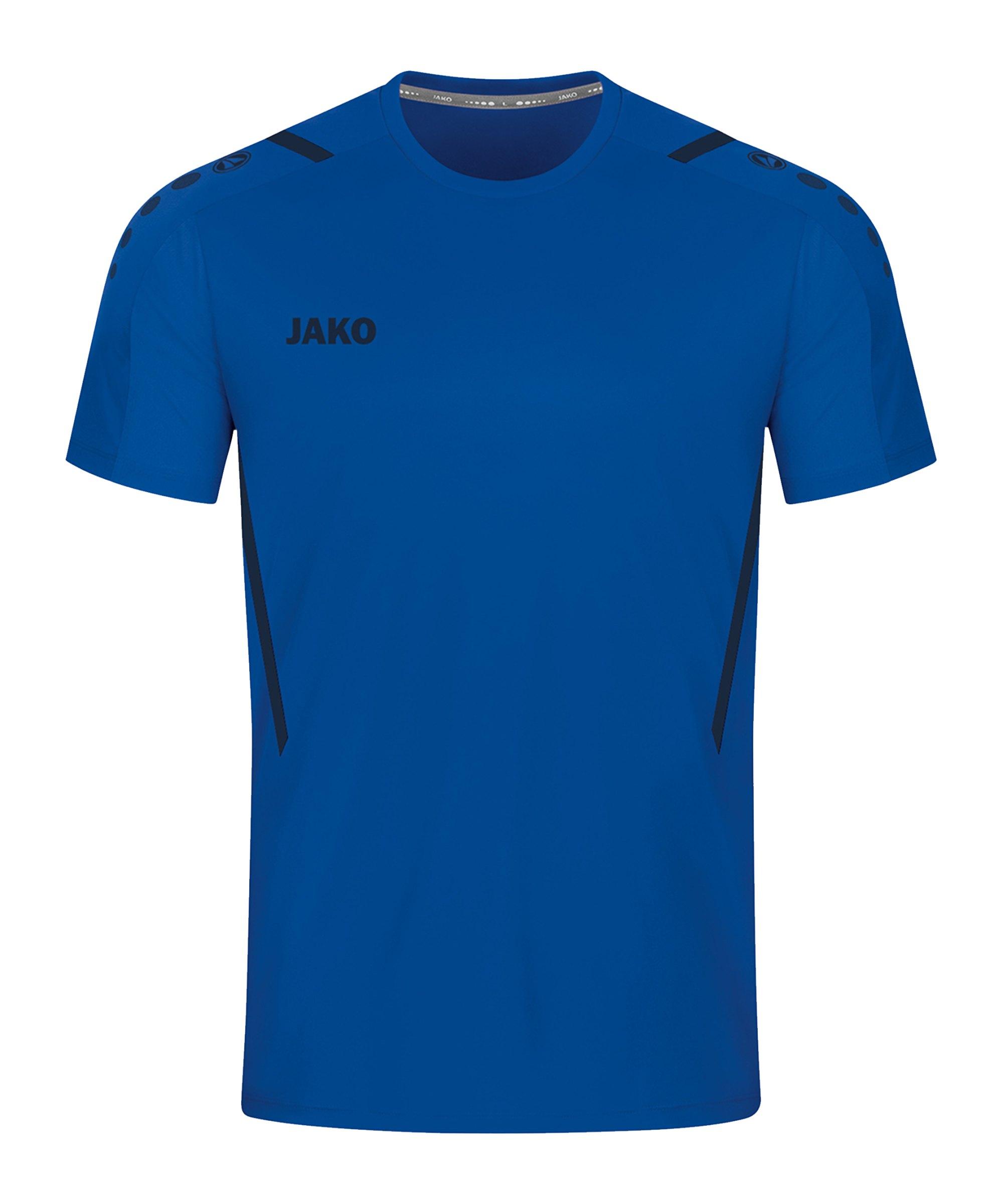 JAKO Challenge Trikot Blau F403 - blau