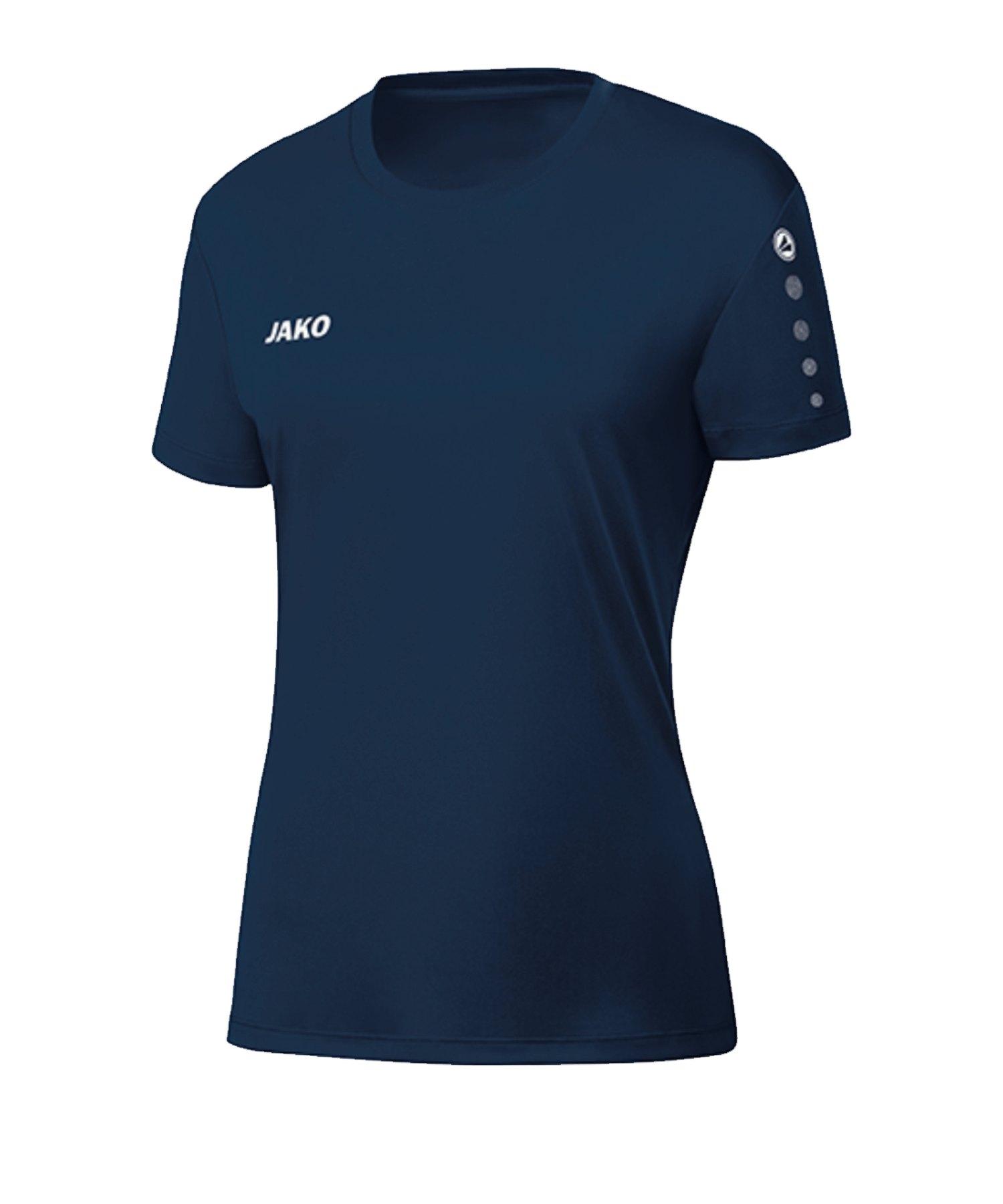 JAKO Team Trikot Damen Blau F09 - blau