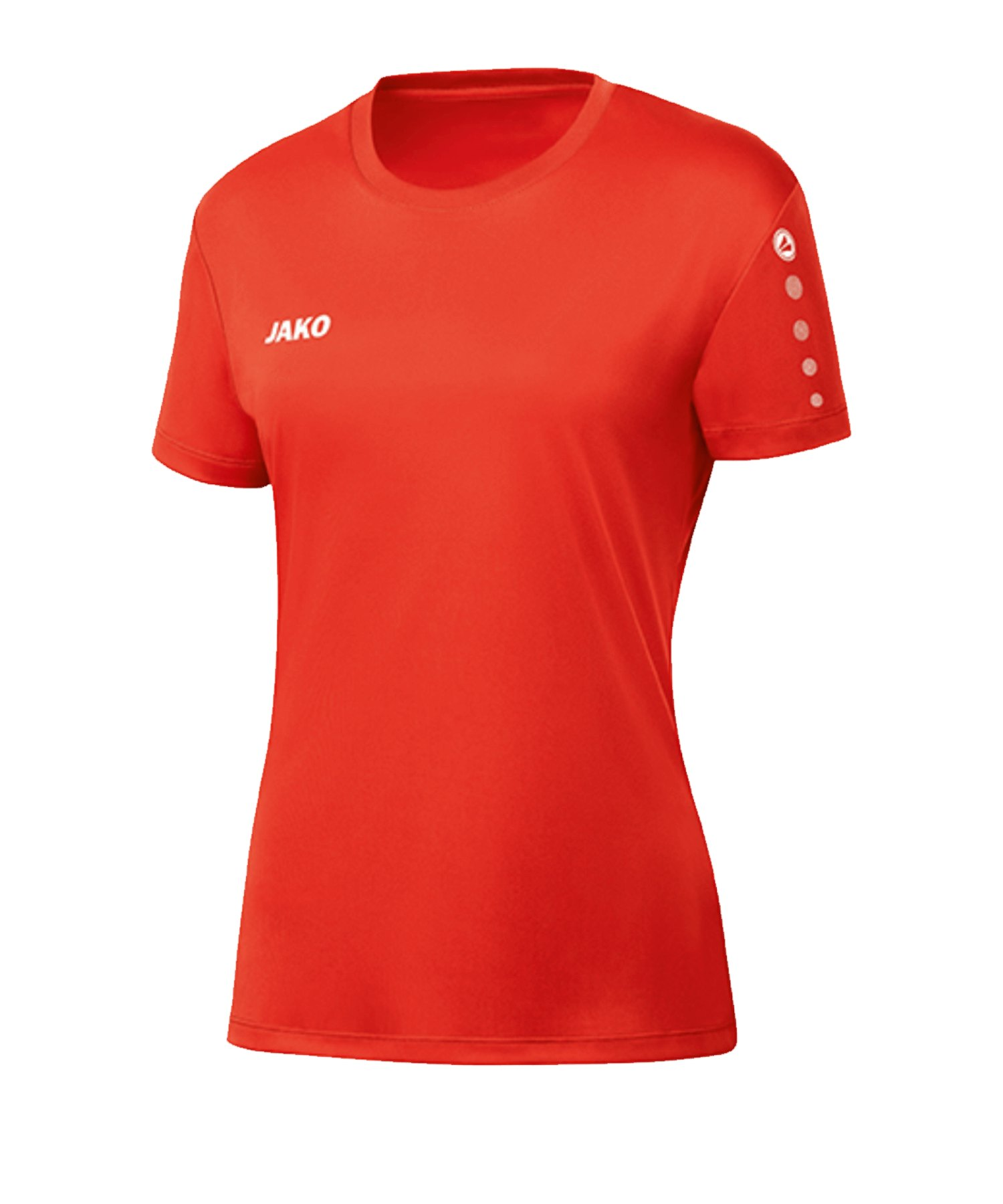JAKO Team Trikot Damen Orange F18 - orange