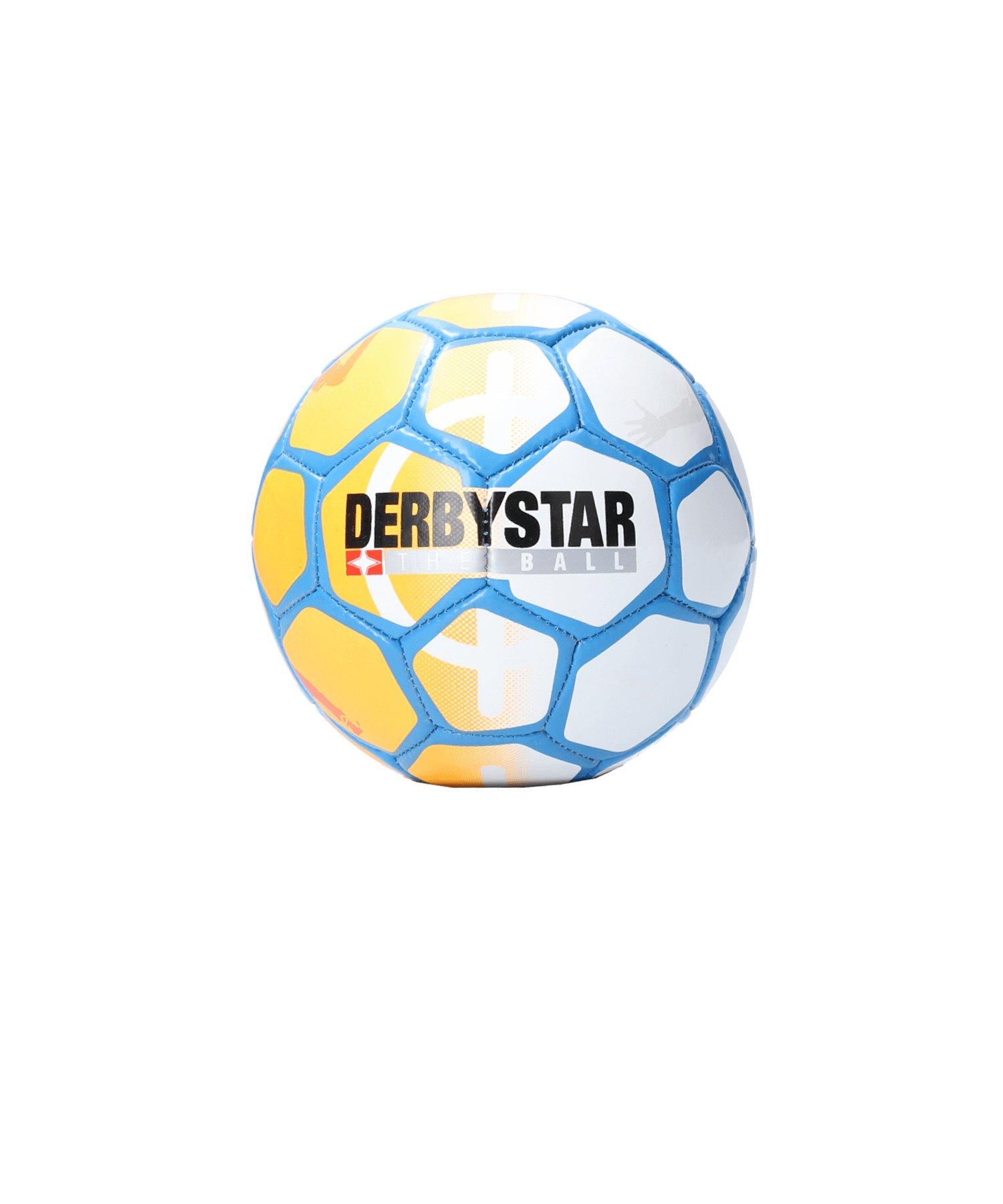 Derbystar Minifussball Street Soccer Orange F716 - orange