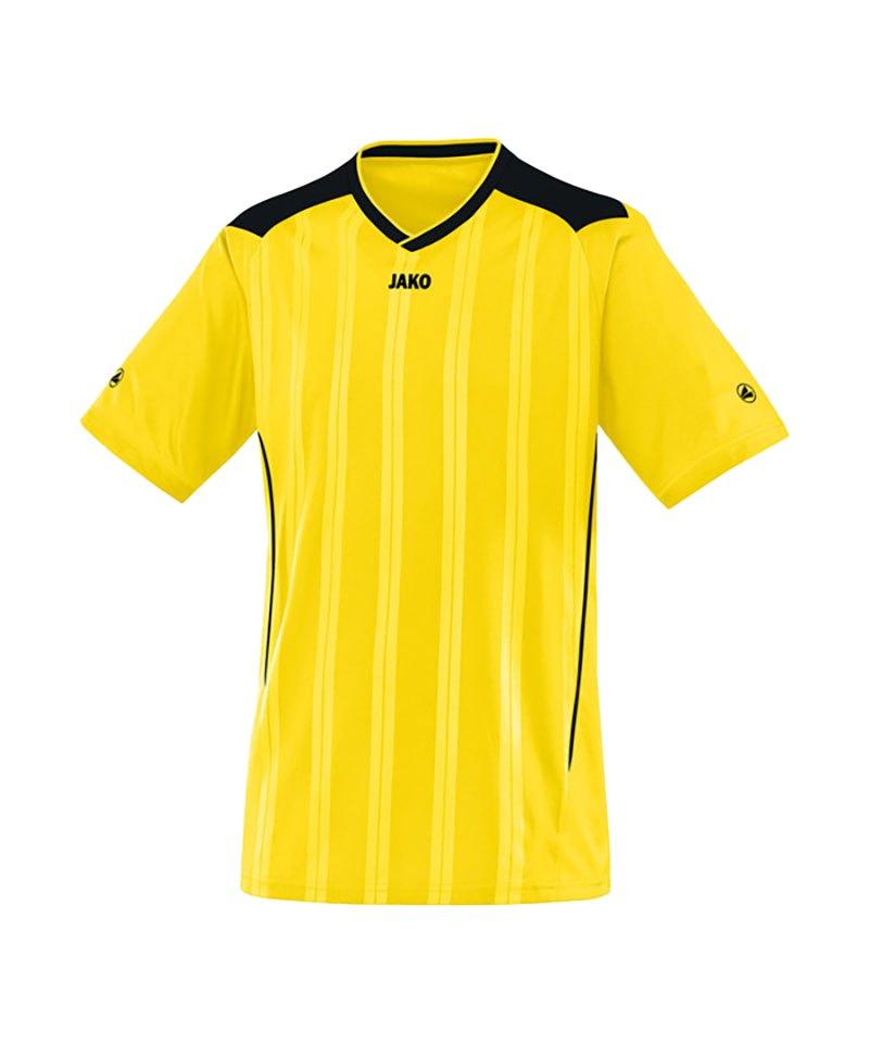 Jako Kurzarmtrikot Cup F33 Gelb Schwarz - gelb