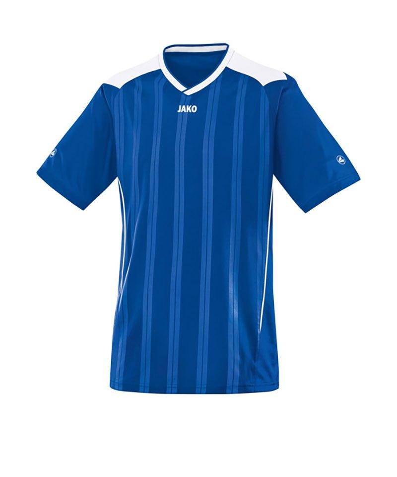 Jako Kurzarmtrikot Cup Kinder F04 Blau - blau