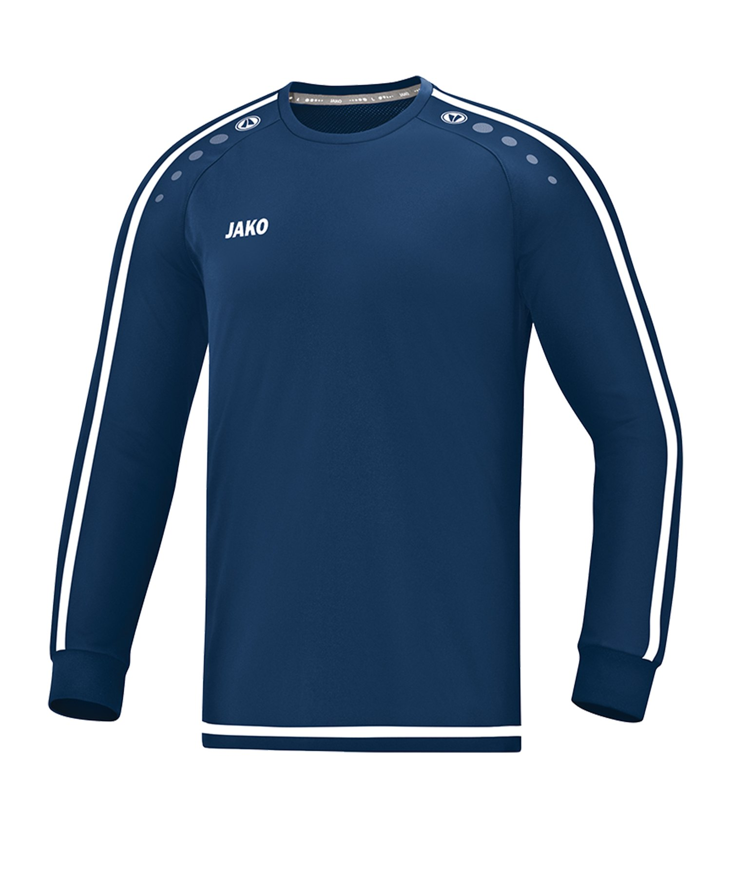 Jako Striker 2.0 Trikot langarm Kids Blau F99 - Blau