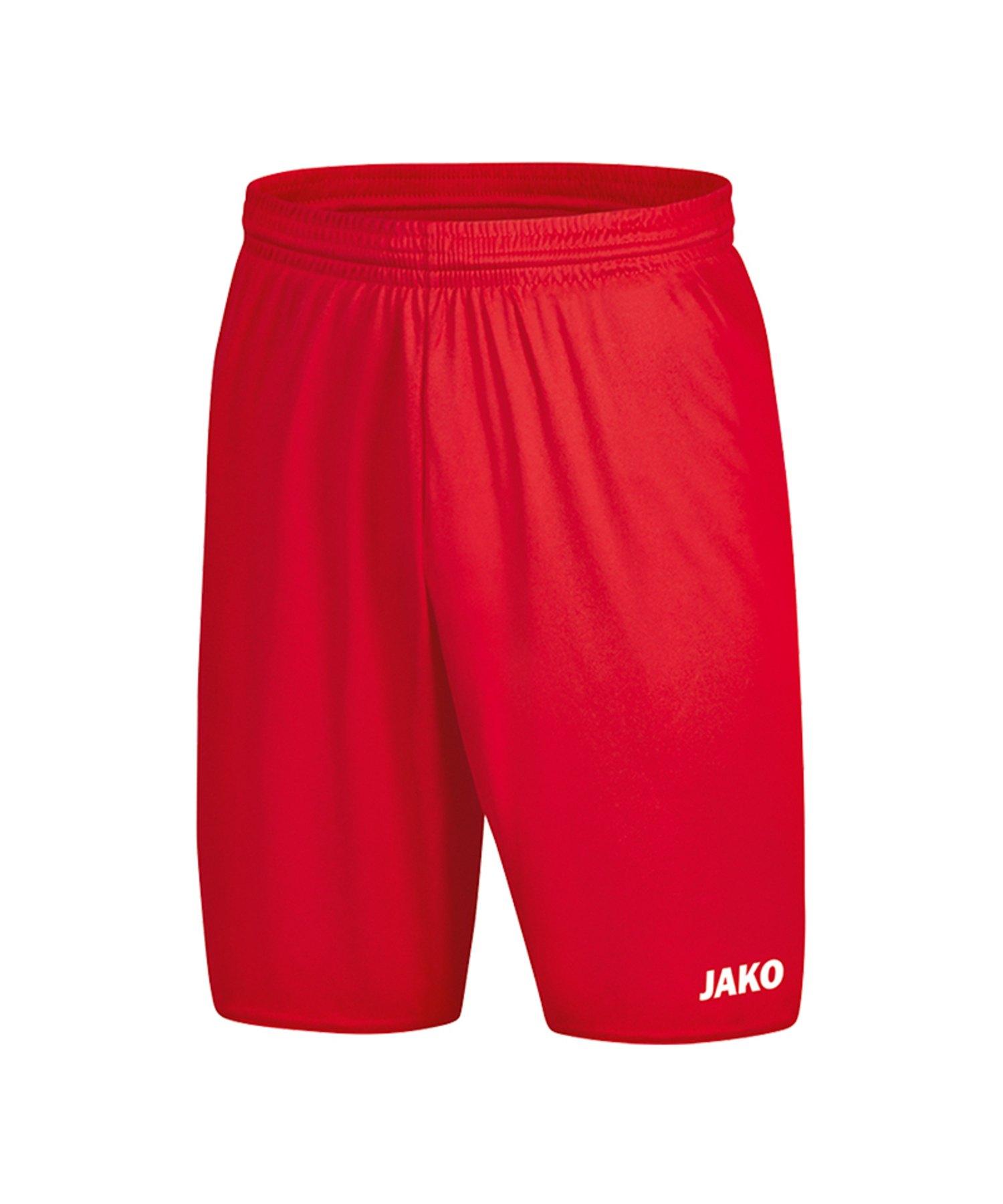 Jako Anderlecht 2.0 Short Hose kurz Rot F01 - Rot