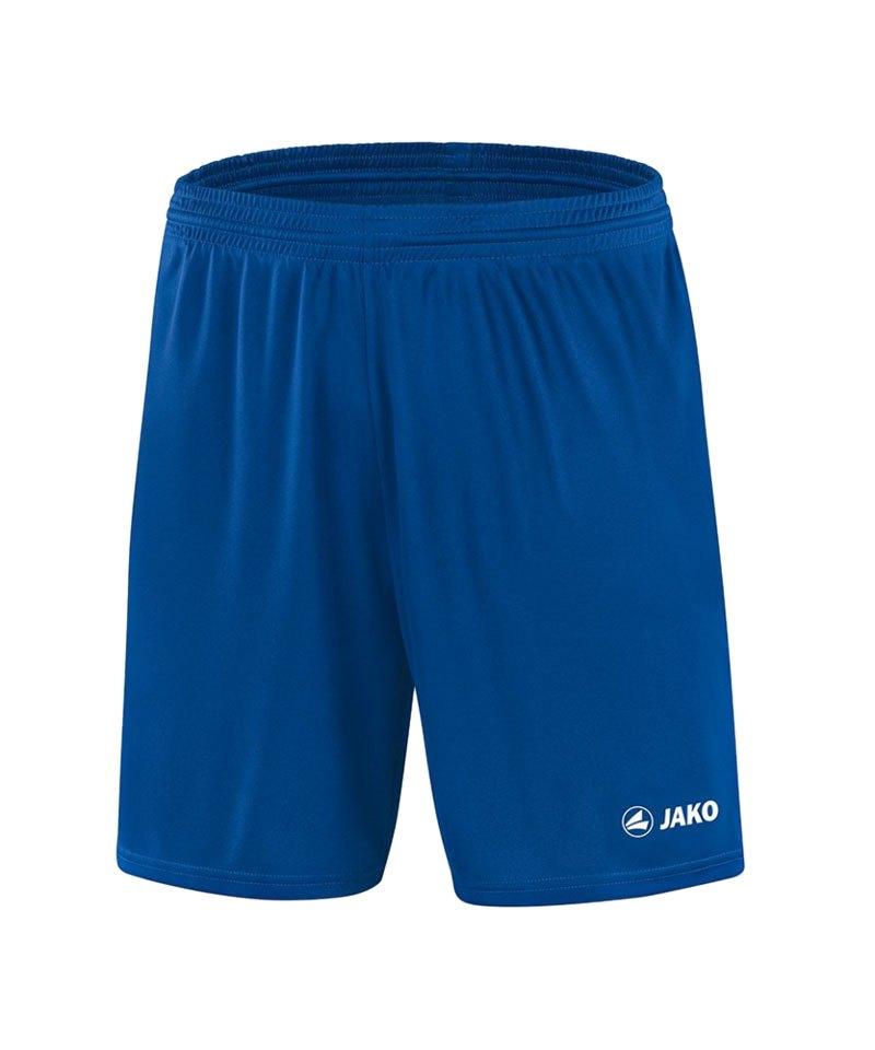 JAKO Manchester Short ohne Innenslip Damen F04 - blau