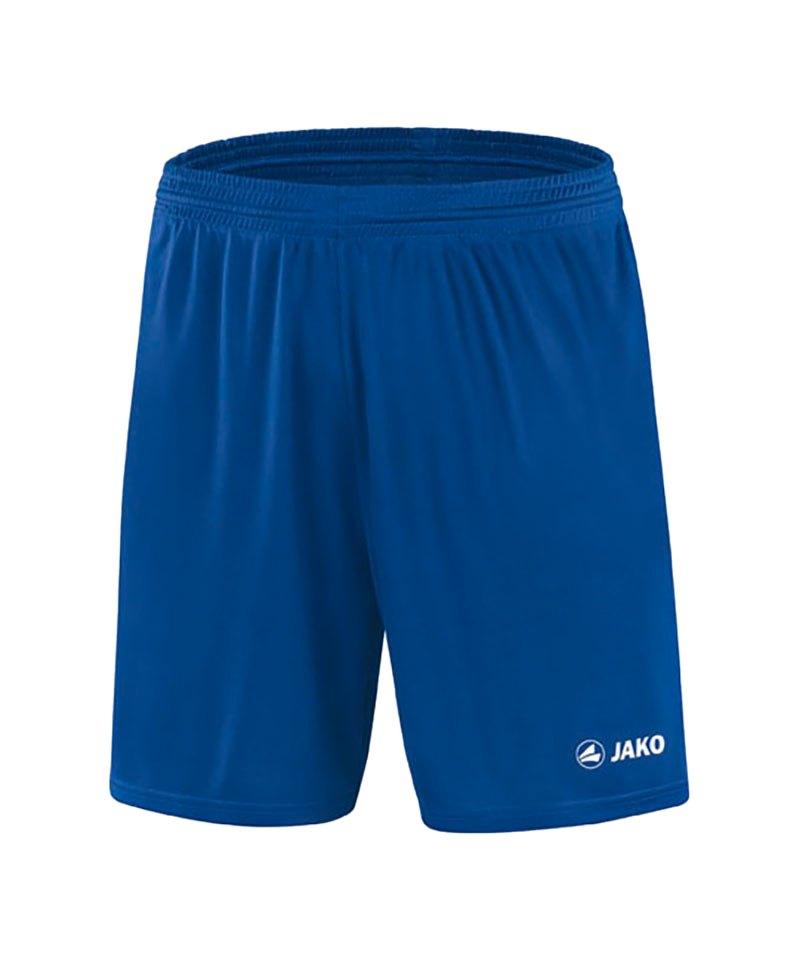 Jako Sporthose Manchester Short Blau F04 - blau