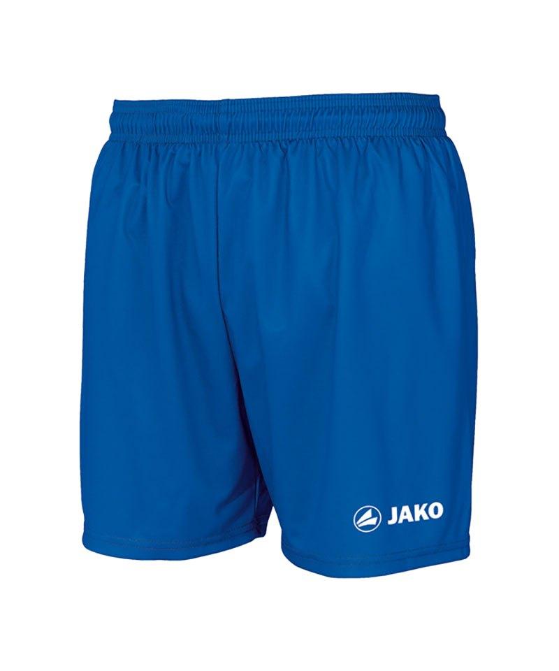 Jako Sporthose Manchester Short Kids Royal F04 - blau