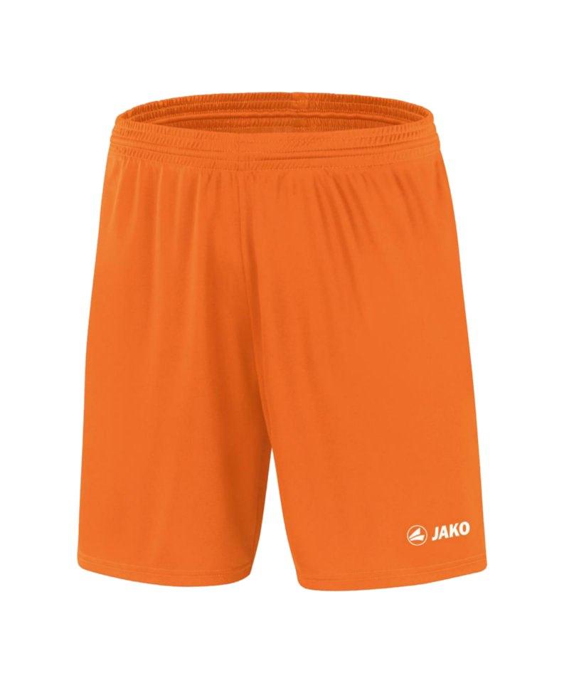 Jako Sporthose Manchester Short Orange F19 - orange