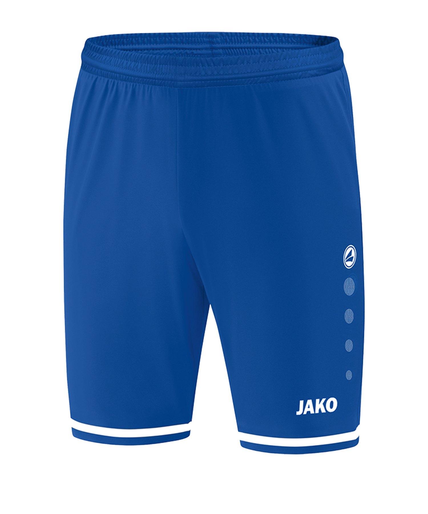 Jako Striker 2.0 Short Hose kurz Kids Blau F04 - Blau