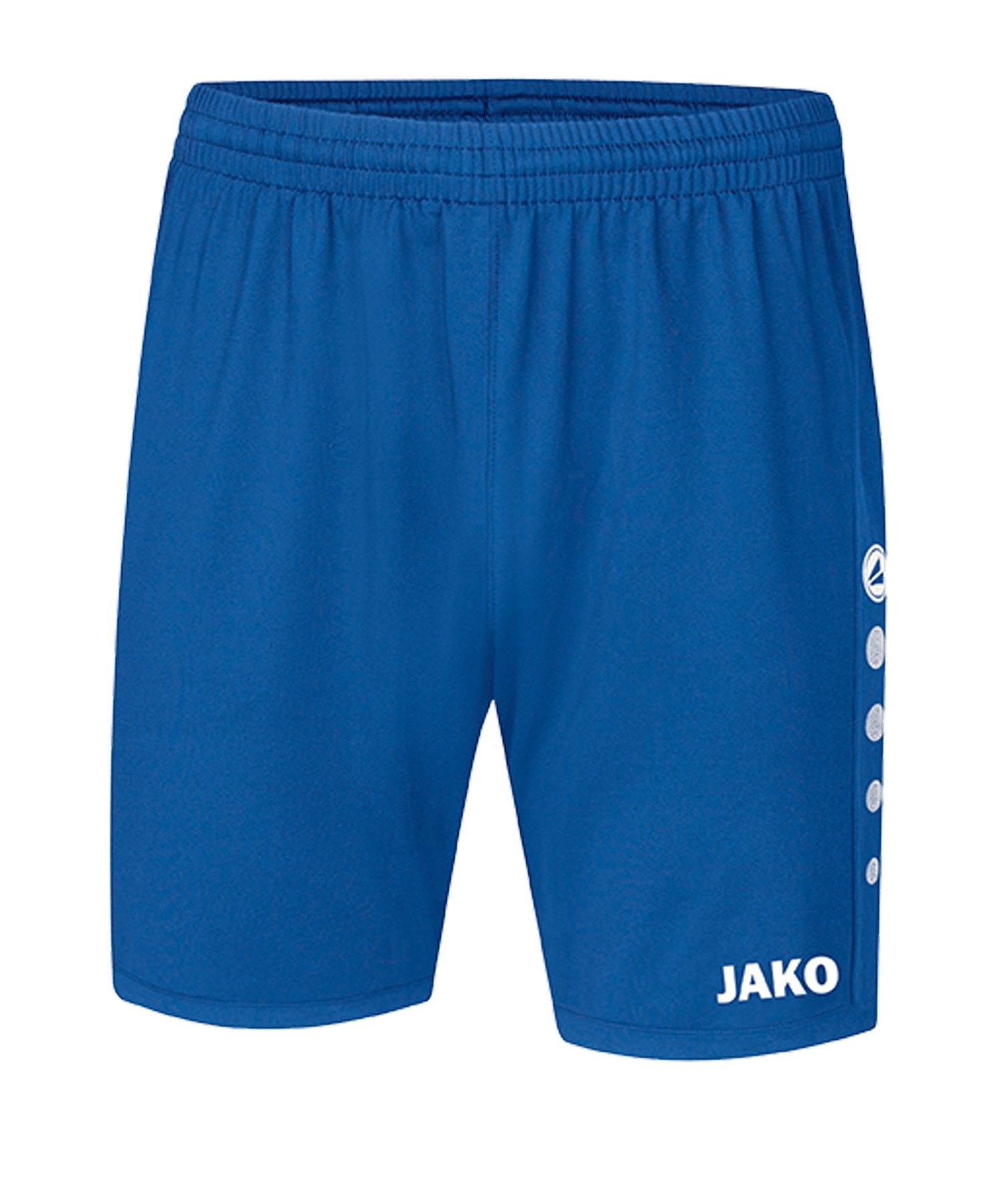 JAKO Premium Short Blau F04 - blau
