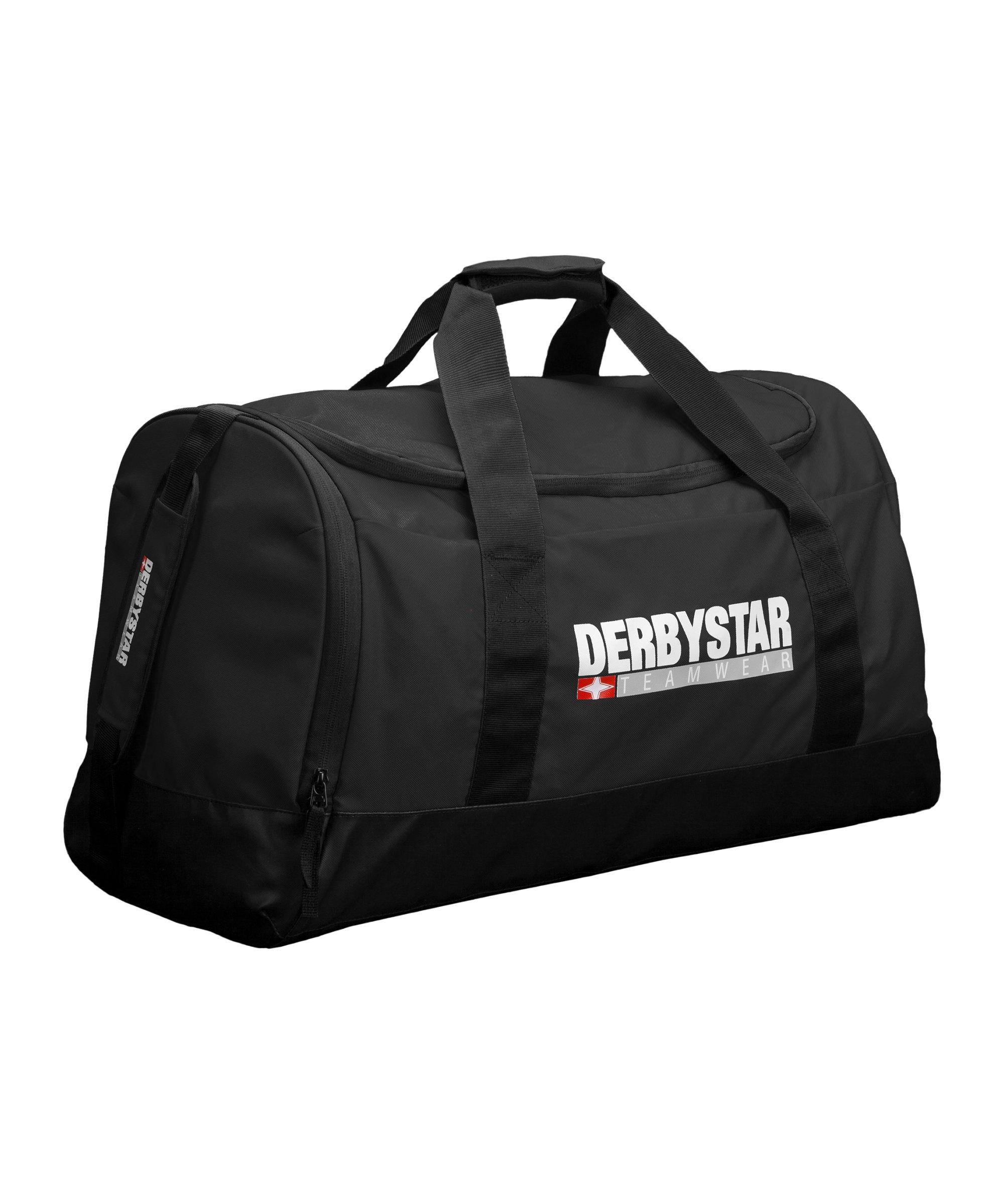 Derbystar Sporttasche Hyper Gr. S Schwarz F200 - schwarz
