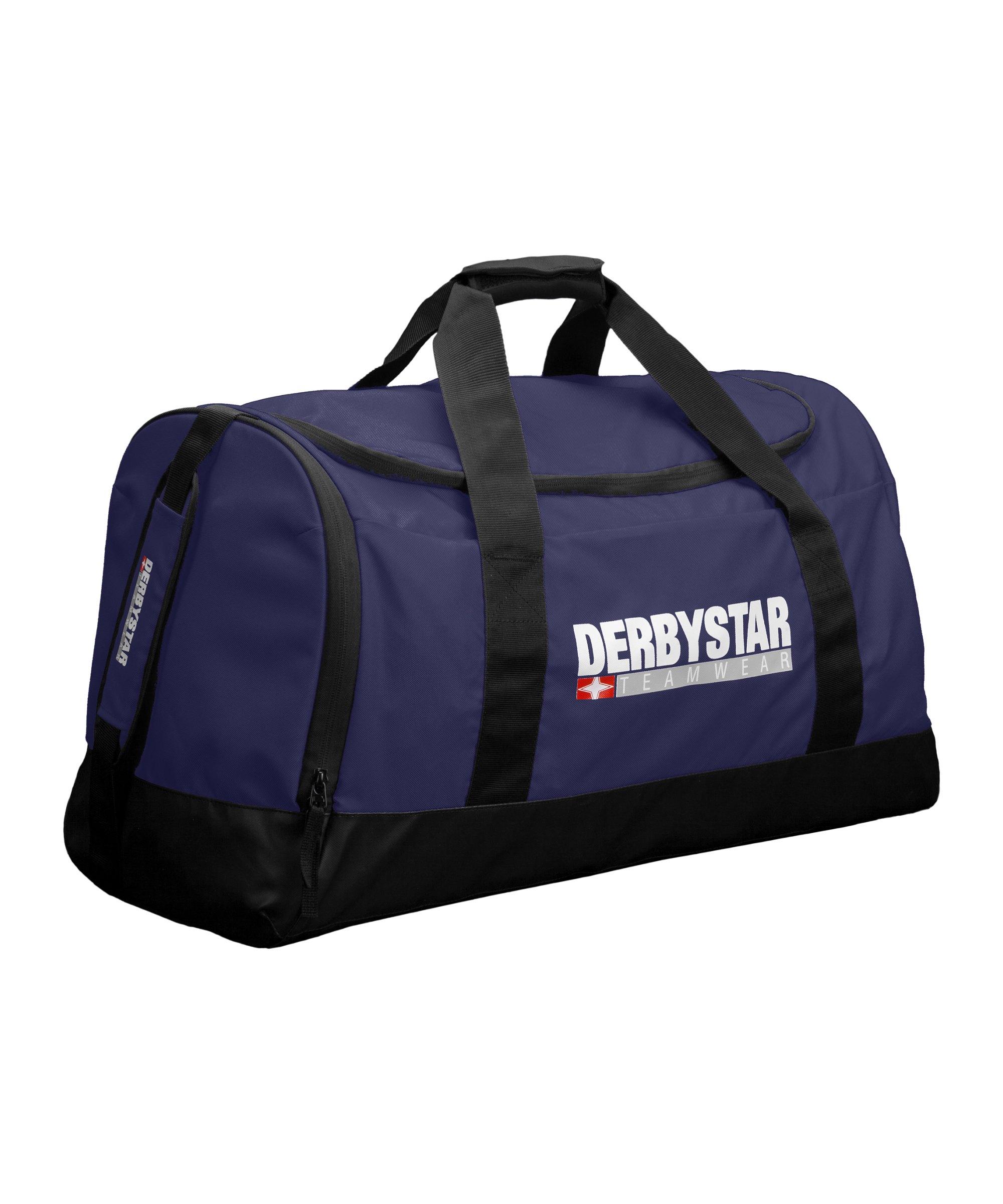Derbystar Sporttasche Hyper Gr. M Blau F800 - blau