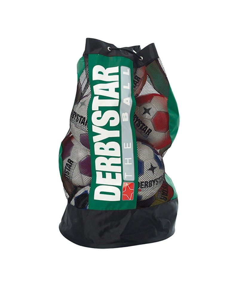 Derbystar Ballsack 10 Bälle Grün F400 - gruen