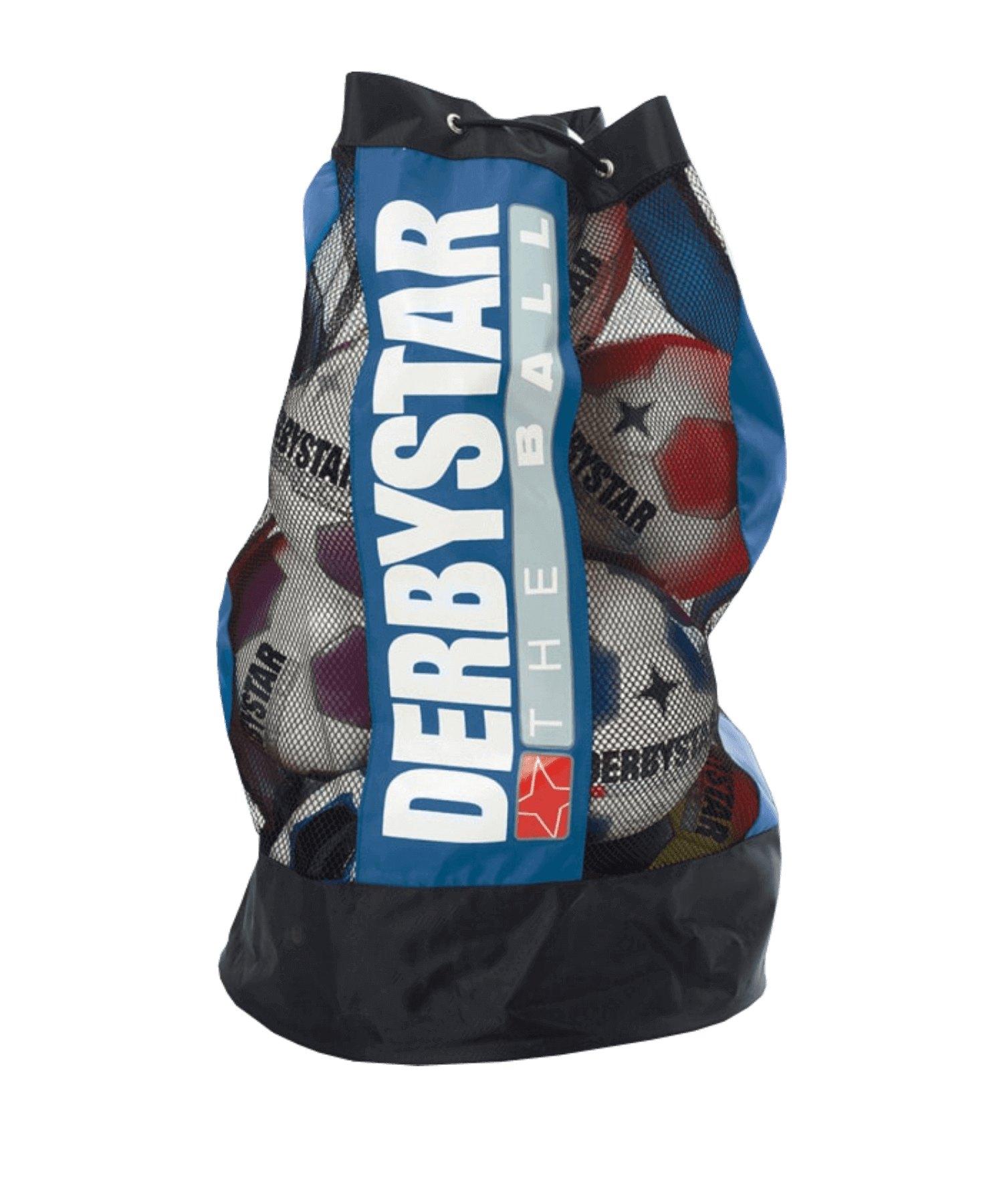 Derbystar Ballsack 10 Bälle Blau F600 - blau