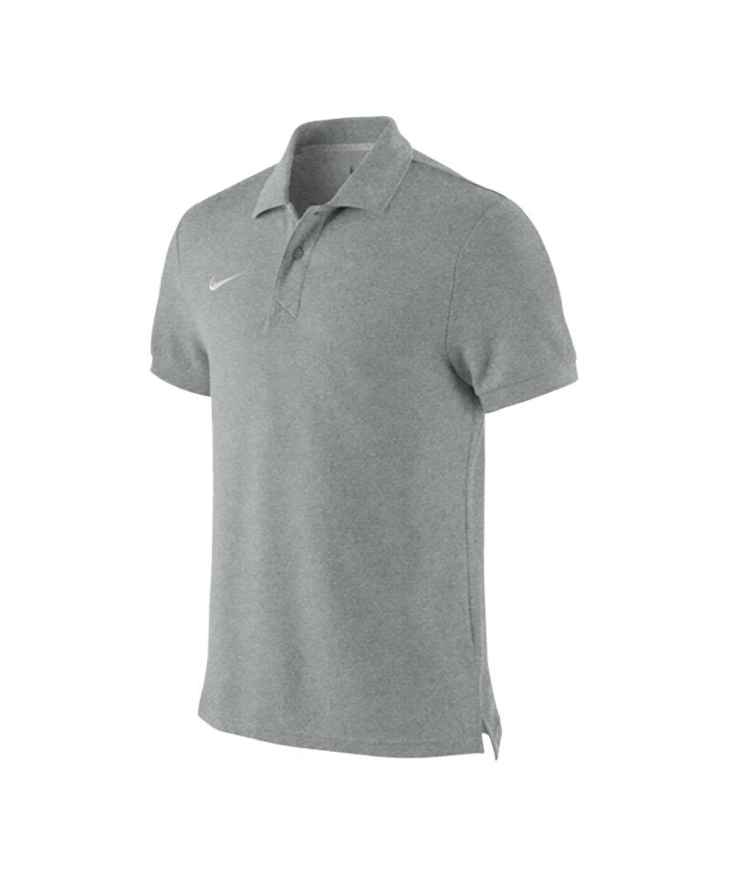 Nike Poloshirt TS Core Kinder Grau F050 - grau