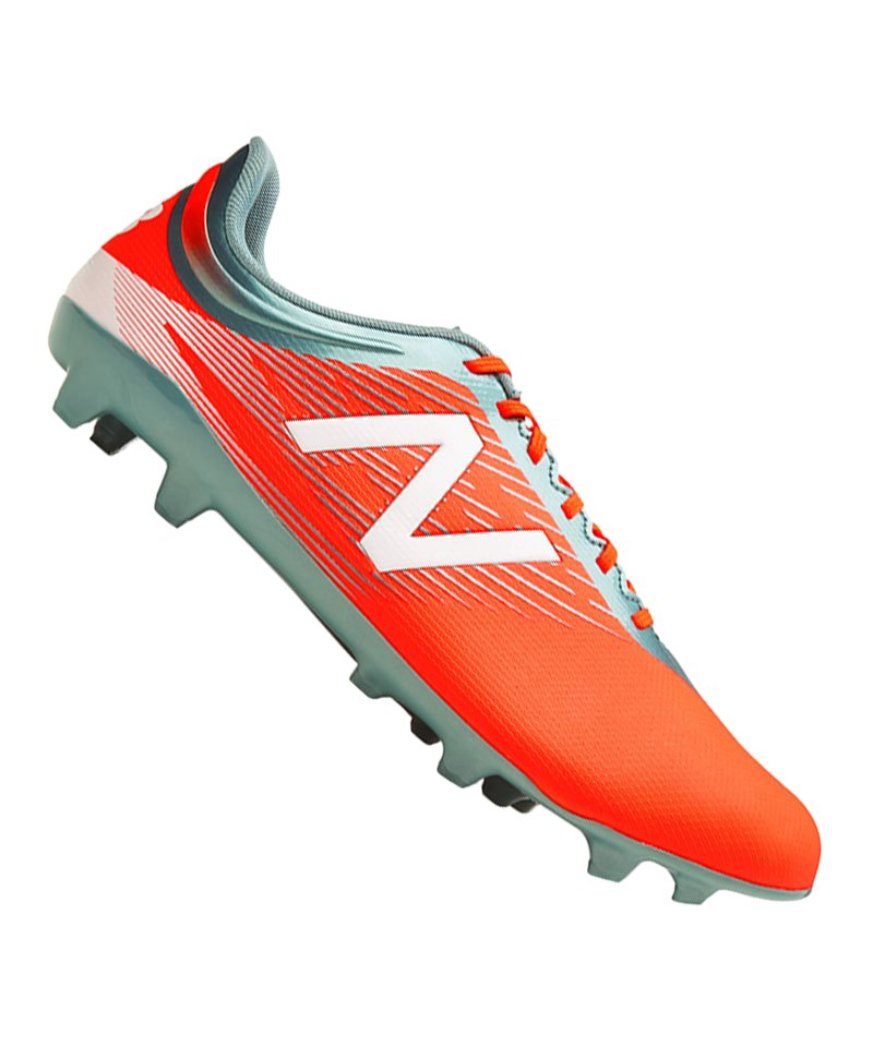 New Balance FG Furon 2.0 Dispatch Orange Grau F17 - orange