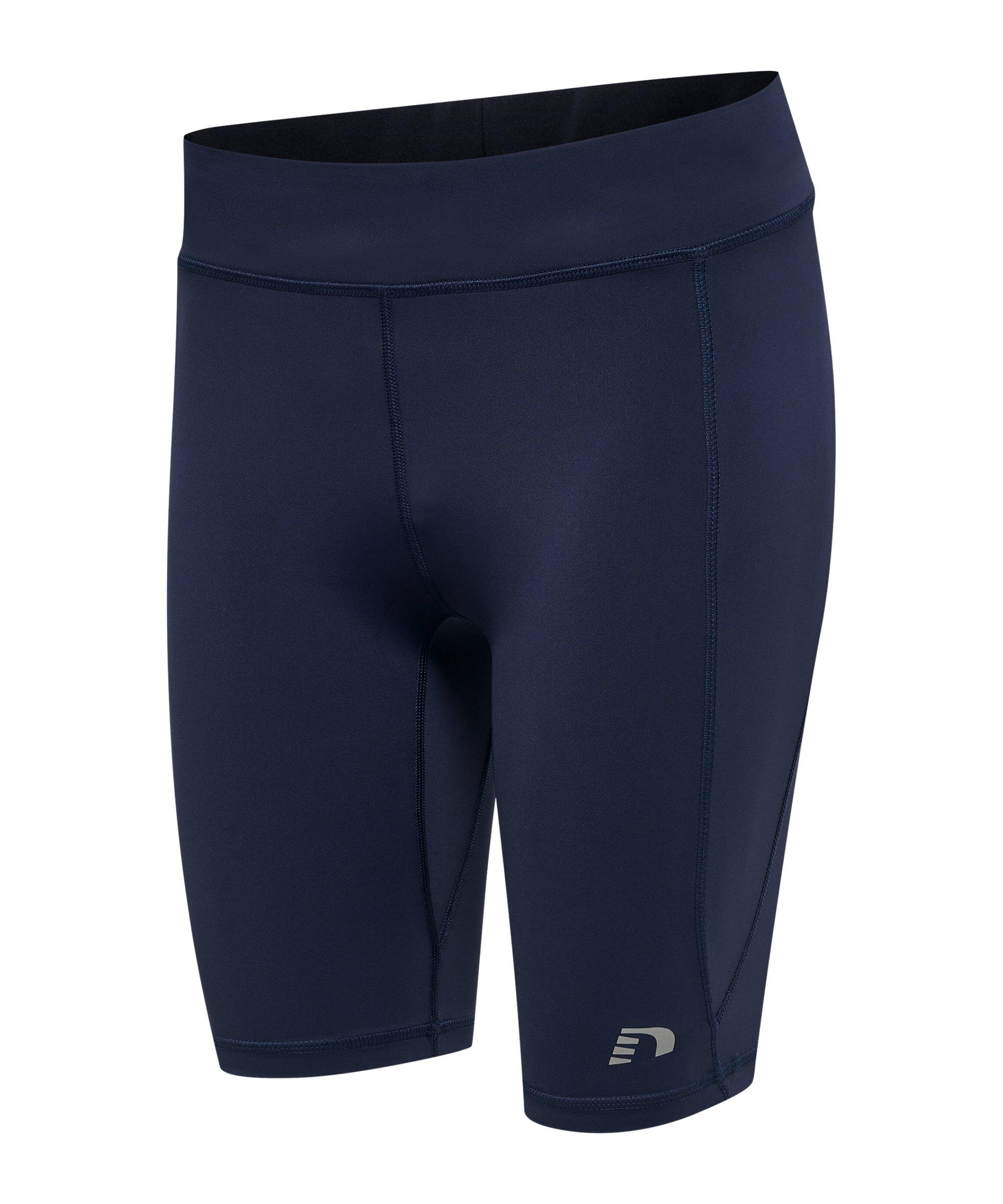 Hummel Core Short Leggings Running Damen F1009 - blau
