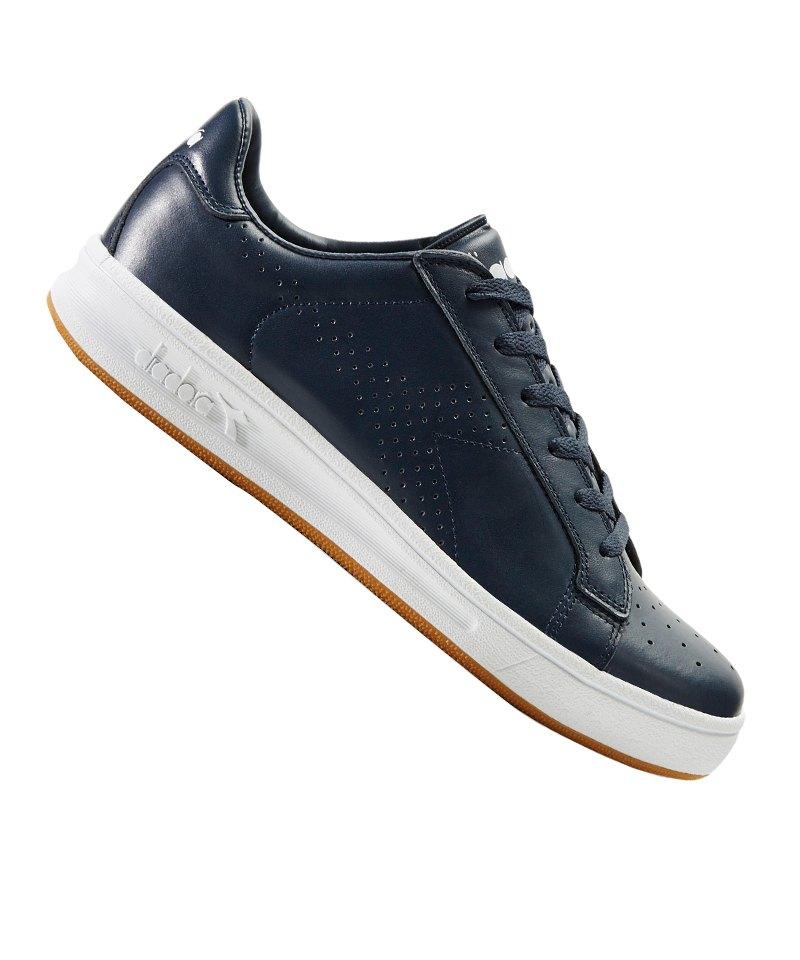 Diadora Martin Sneaker Blau F60065 - blau