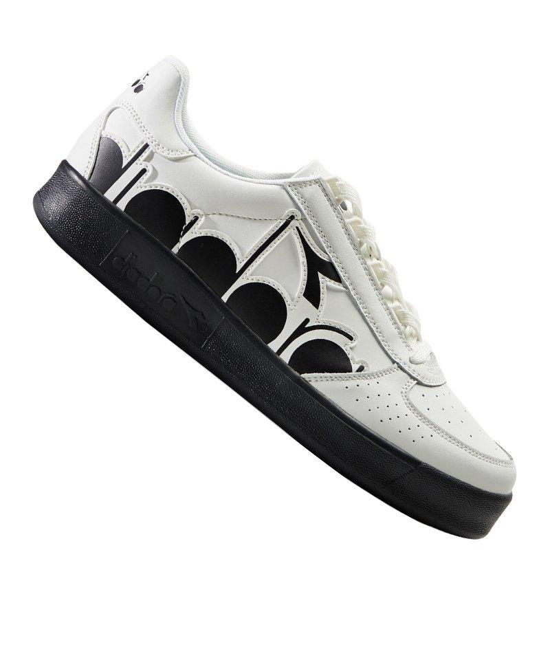 Diadora B.Elite Bolder Sneaker Weiss F20006 - weiss