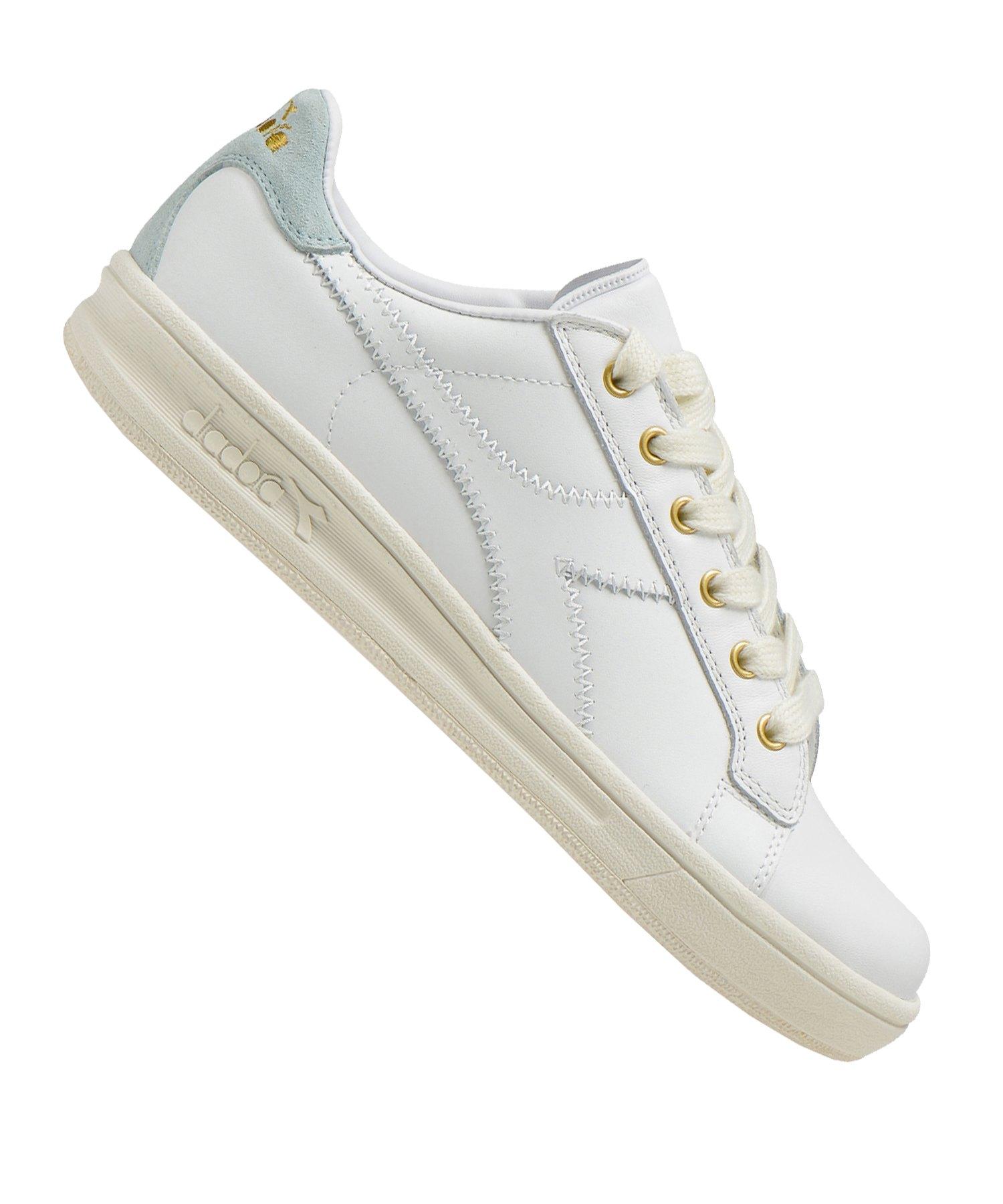 Diadora Martin Sneaker Damen Weiss C8008 - weiss