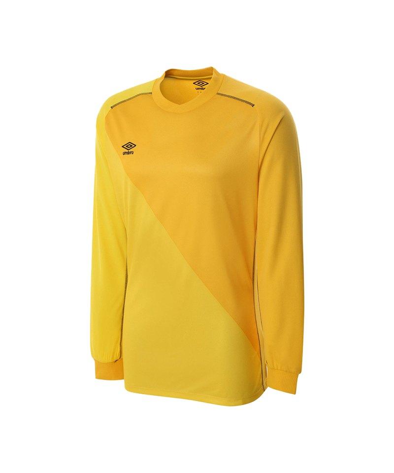 Umbro Monaco Jersey TW-Trikot langarm Gelb FCYZ - gelb