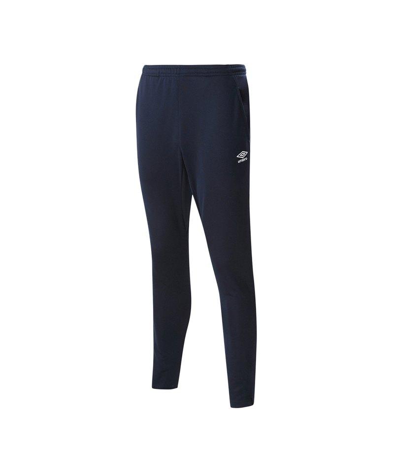 Umbro Tapered Pants Jogginghose Blau FERA - blau