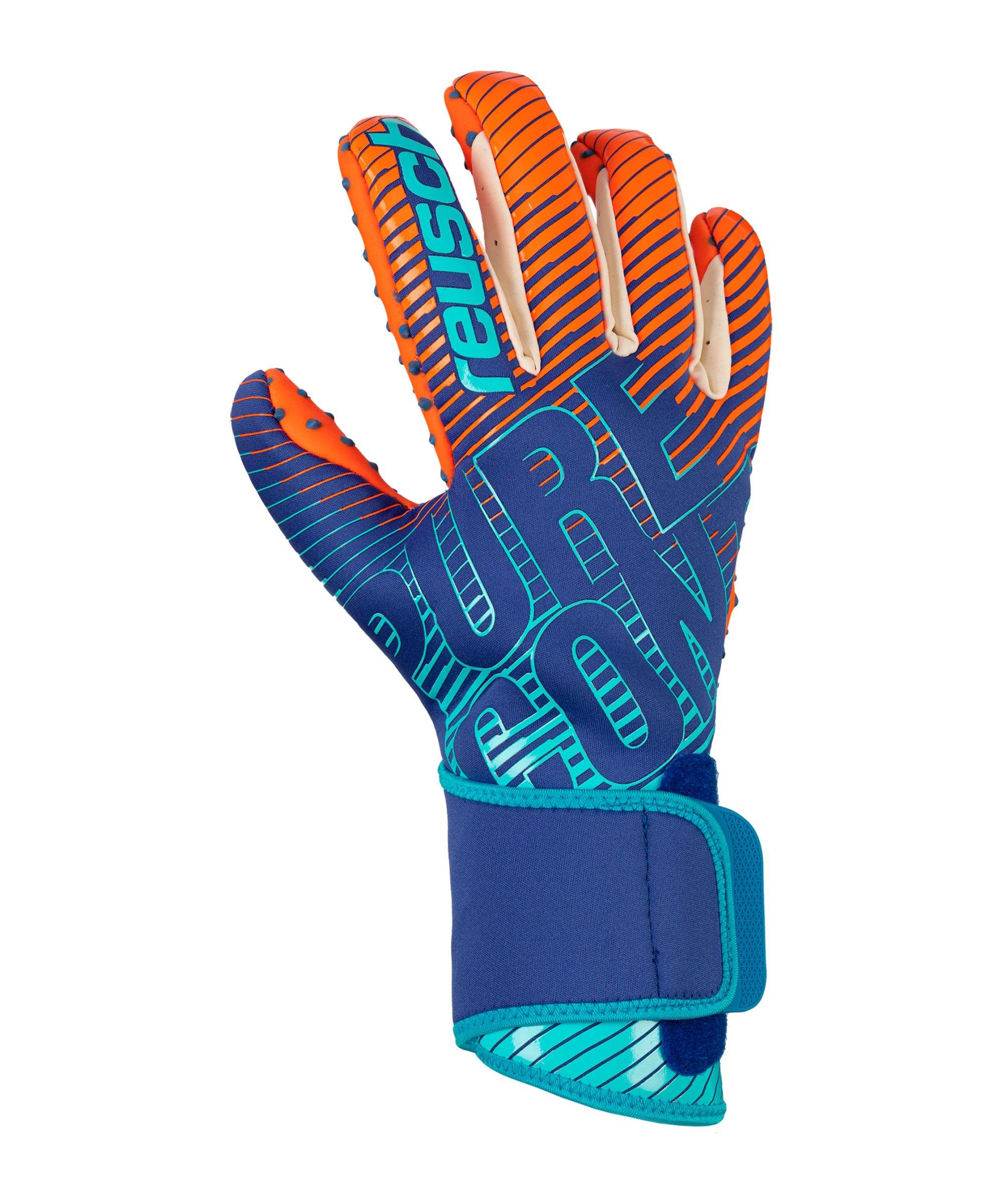 Reusch Contact Speed Bump 3 G3 TW-Handschuh F4959 - blau
