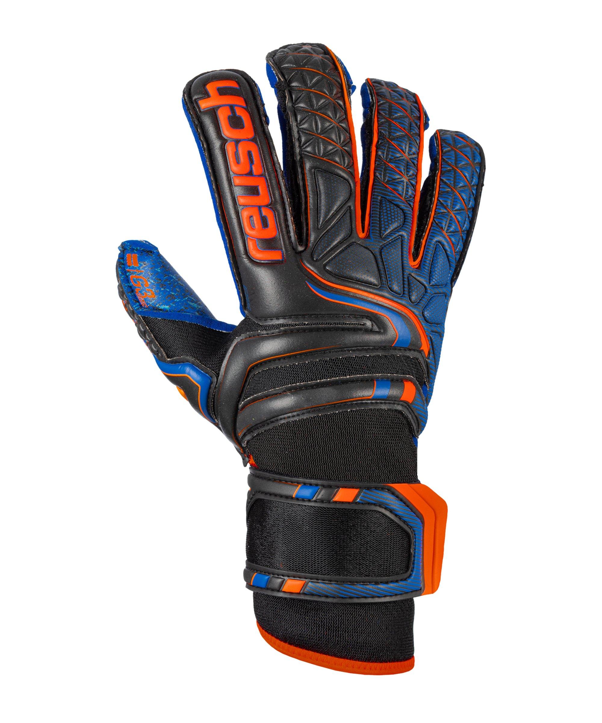 Reusch G3 Fusion Evolution TW-Handschuh F7083 - schwarz