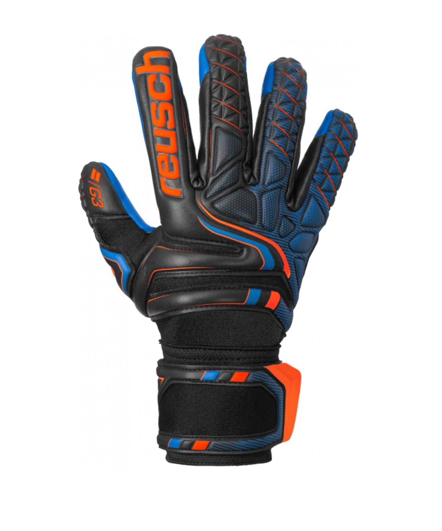 Reusch G3 Fusion Evolution NC TW-Handschuh F7083 - schwarz