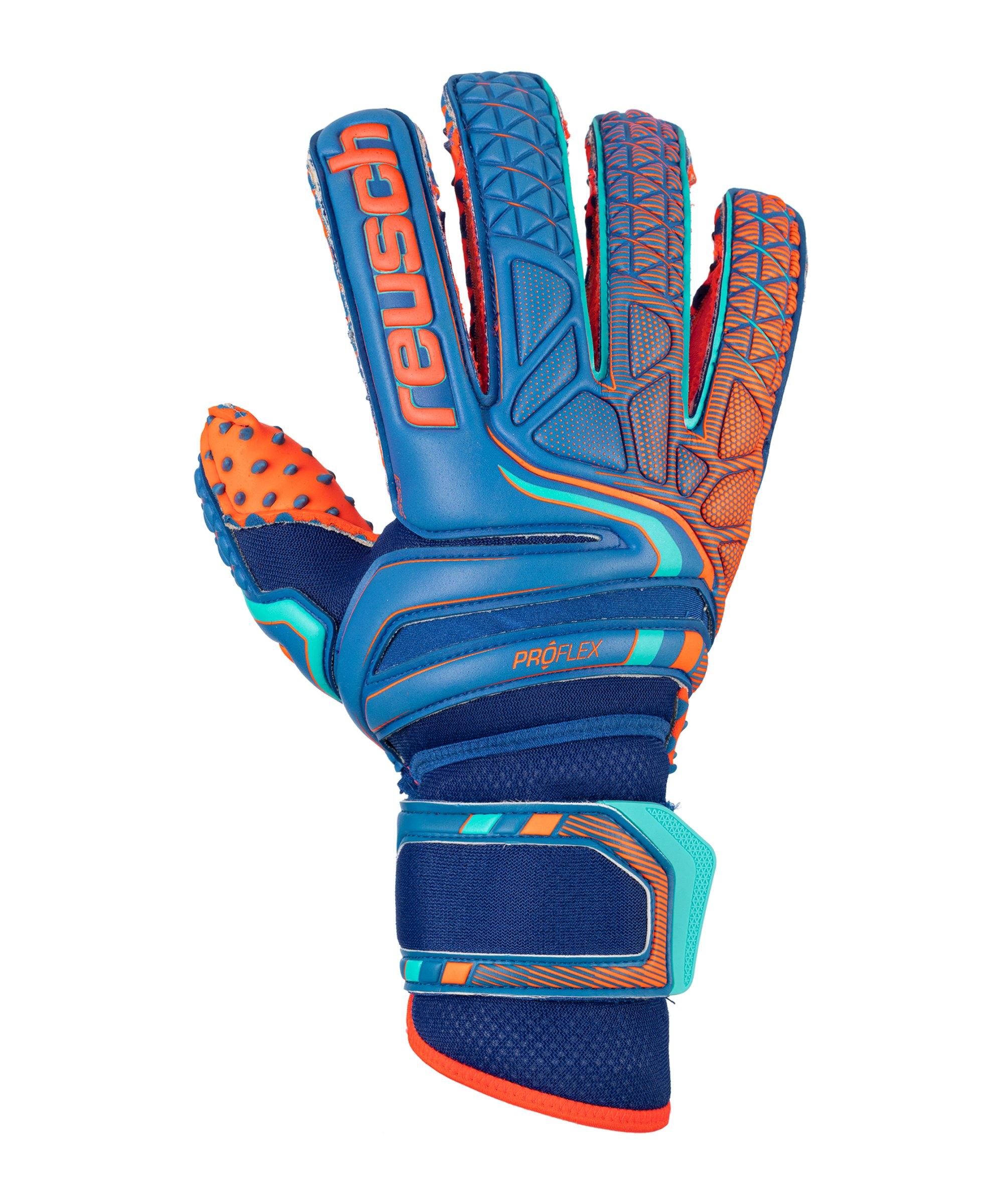Reusch G3 Speed Bump Evolution TW-Handschuh F4959 - blau